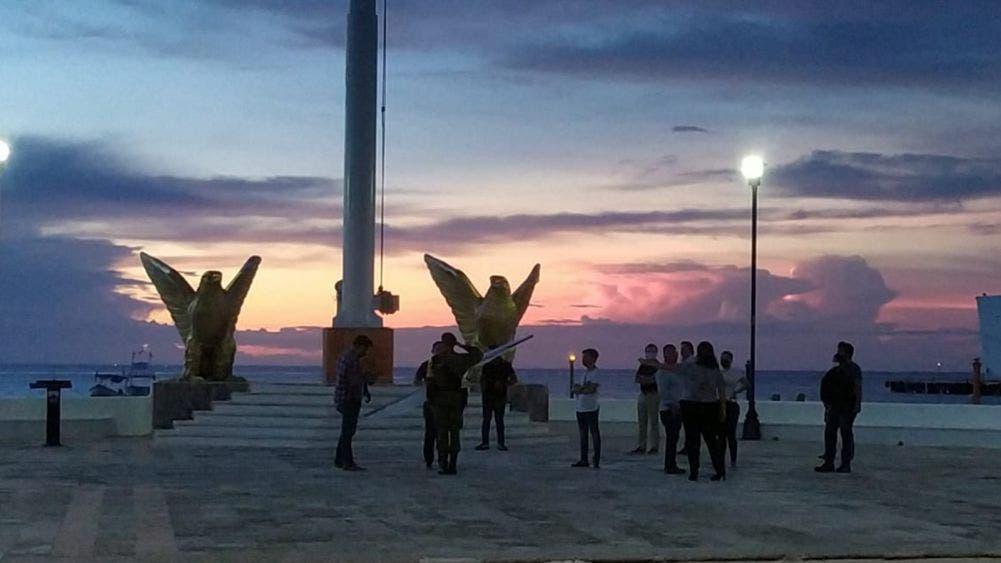 Cancelan en Cozumel desfile del 16 de septiembre