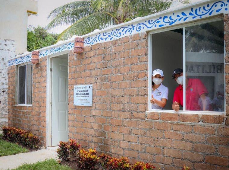 La alcaldesa agradece al empresario Omar Vázquez la donación de las instalaciones en las que se atenderá principalmente a niñas, niños y adolescentes víctimas de violencia