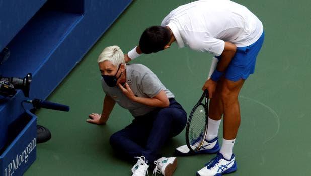 Djokovic pagará 300 mil dólares como multa del US Open