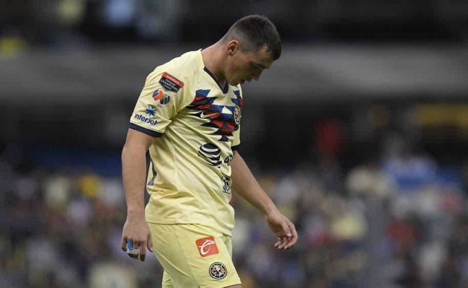 Federico Viñas podría ser duda para el Clásico Nacional