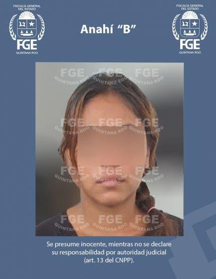 """Marco """"H"""" y Anahí """"B"""" fueron detenidos por feminicidio en agravio de una víctima menor de edad de identidad reservada"""