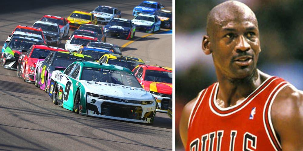 Michael Jordan tendrá su propio auto en la NASCAR