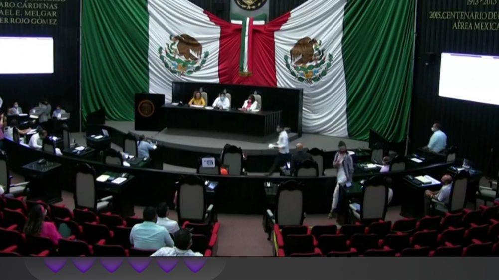"Aprueba Congreso de Quintana Roo ""Ley Olimpia"""