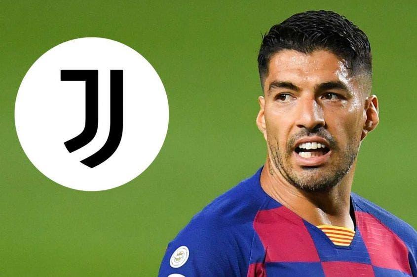 Luis Suárez cada vez más cerca de firmar con Juventus