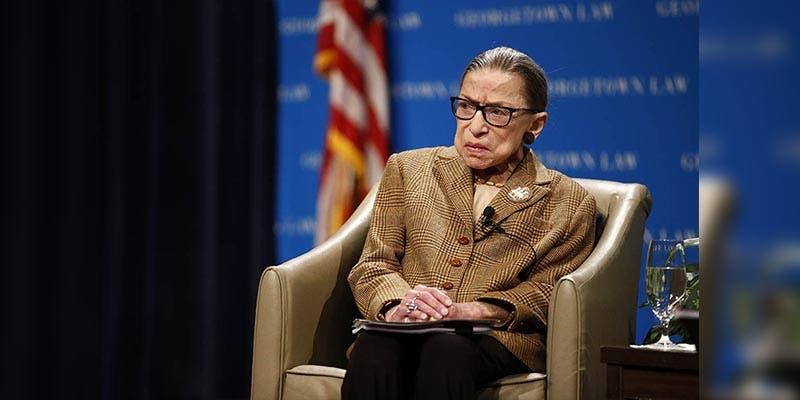 Fallece Ruth Bader Ginsburg, magistrada de Corte Suprema de EU