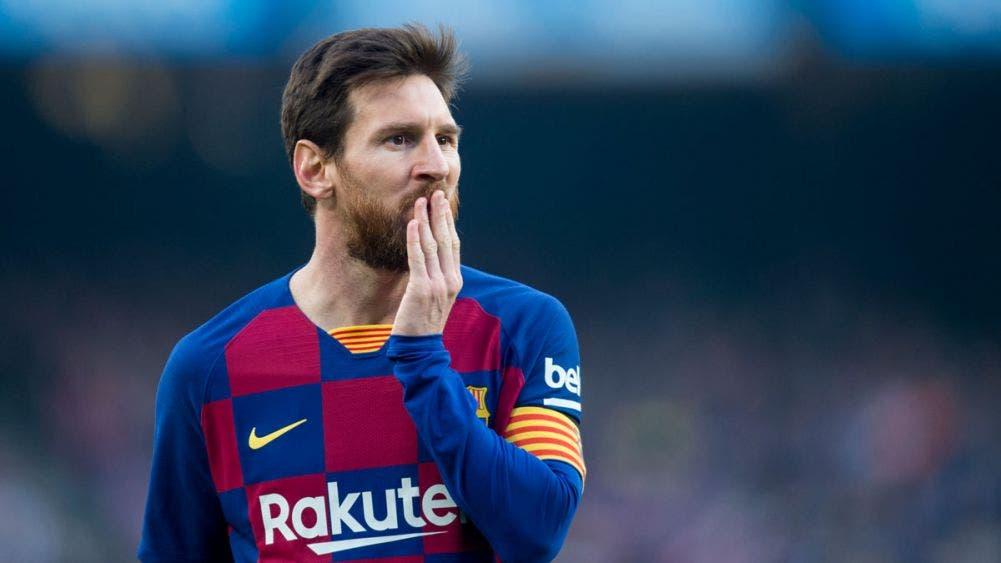 Messi planea registrar su apellido como marca deportiva