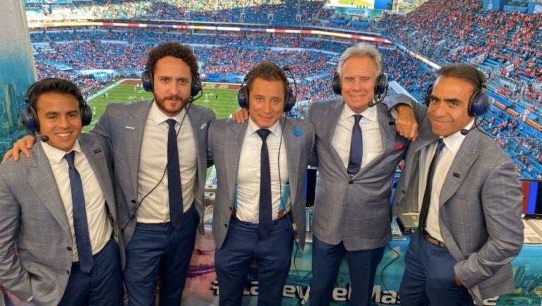 TV Azteca deja de transmitir la NFL y Enrique Garay iría a ESPN