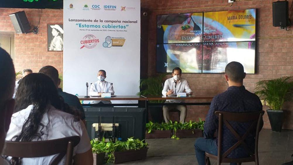 Gobierno de Quintana Roo endurecerá protocolos sanitarios