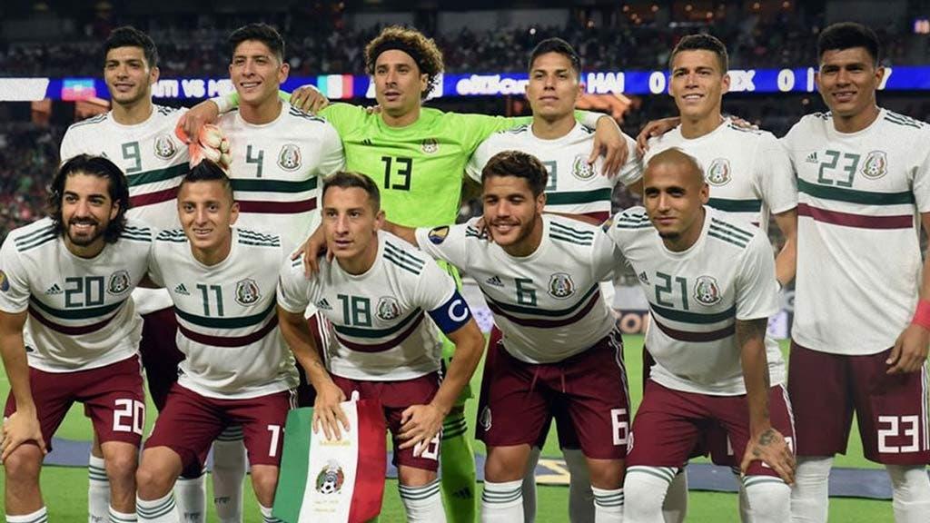 México supera a Italia y Alemania en el ranking de la FIFA