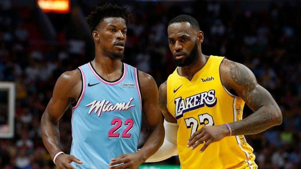 Finales NBA: Lakers vs Miami Heat (horario y transmisión)
