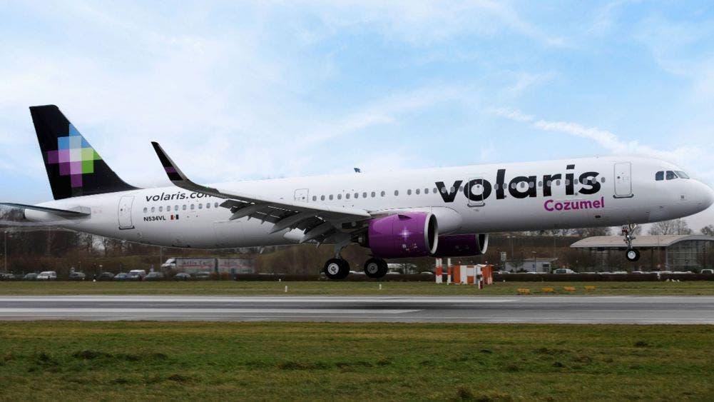 Se concreta otro vuelo desde ciudad de México para Cozumel