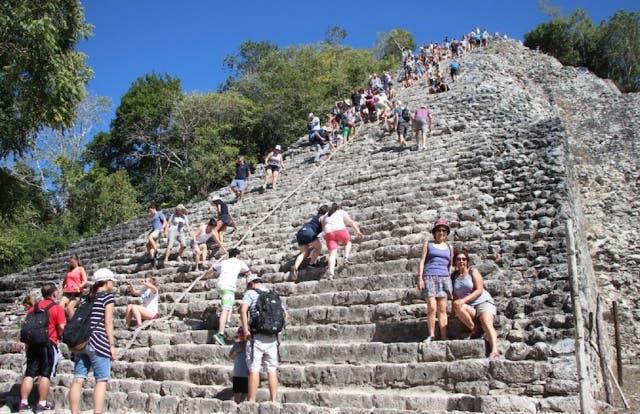 Zonas arqueológicas de Q. Roo abrirán el lunes de manera gradual; Tulum, Cobá, San Gervasio y Muyil, serán las primeras.