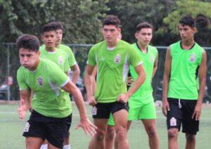 Inter Playa afina detalles para su debut en la tercera división