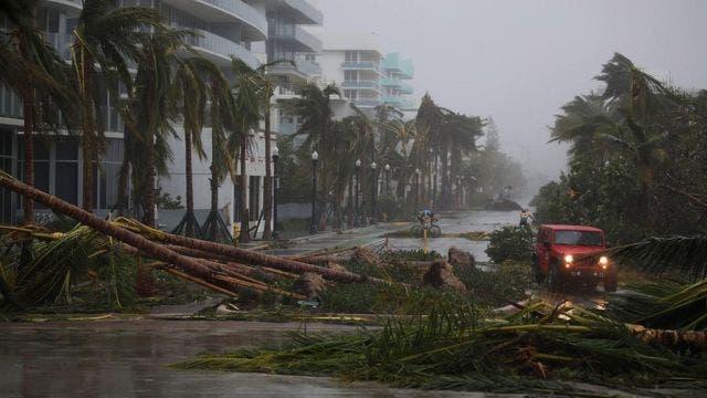 ONU: El cambio climático principal responsable en la duplicación de desastres naturales