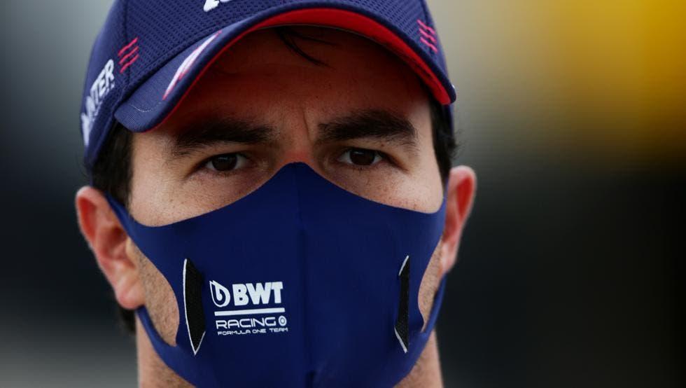 Hamilton se lleva la pole en Portugal y Pérez es quinto