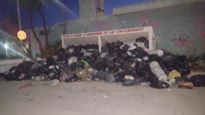 COPARMEX muestra preocupación por la mala imagen que genera el acumulamiento de basura en Cancún