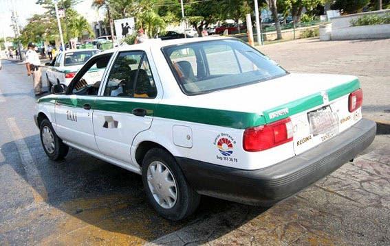 Continúan las quejas por las altas tarifas en el servicio de taxi