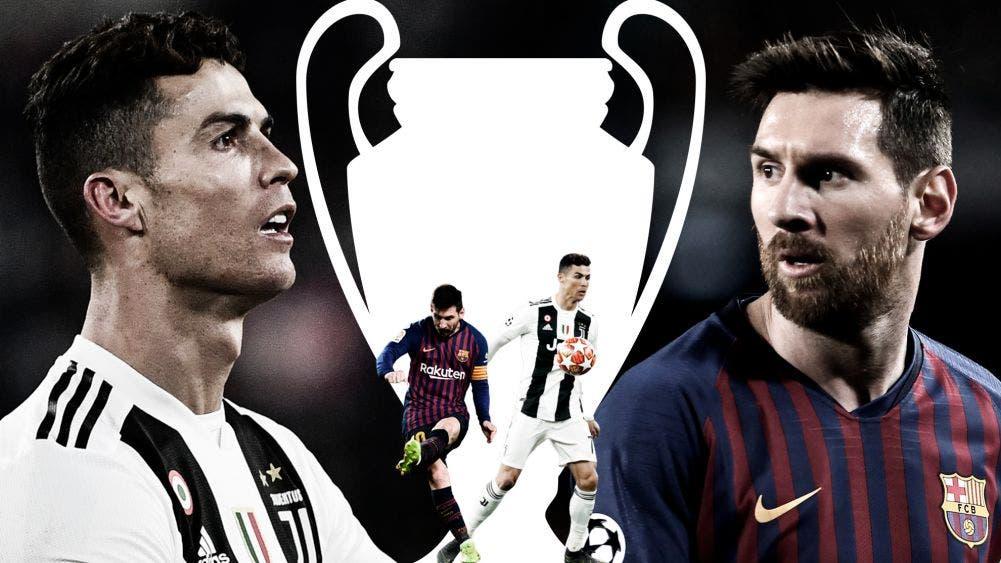Champions League: Habrá Messi vs Cristiano en fase de grupos