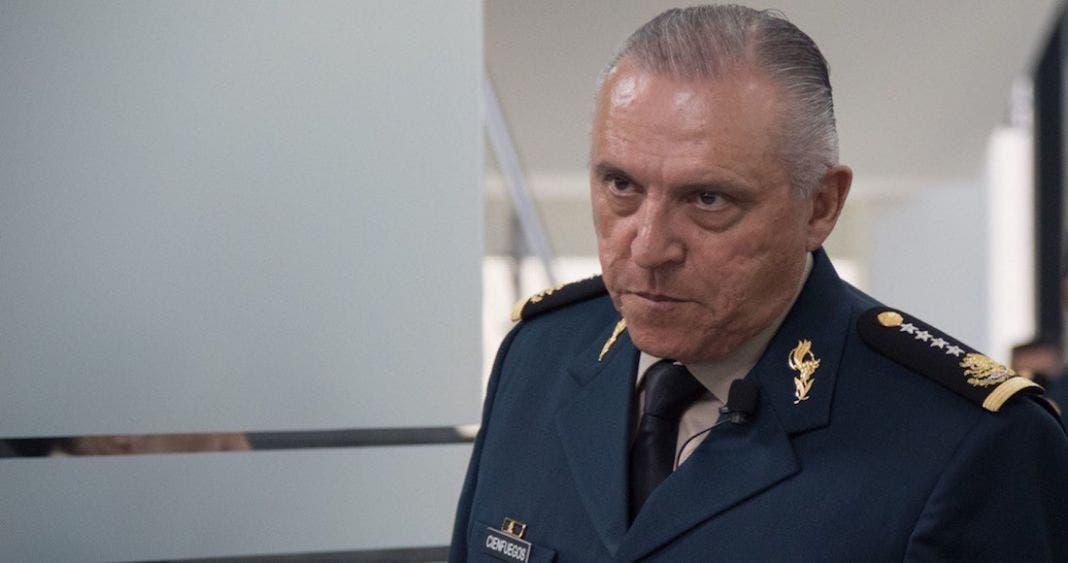 """""""El Padrino"""" está en la tele"""", comentó un narco. Agentes de Estados Unidos oían y buscaron, sí era Cienfuegos"""