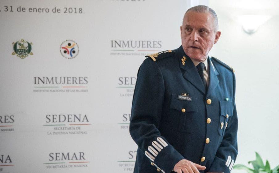 AMLO: Estados Unidos es un país soberano, sobre caso Cienfuegos