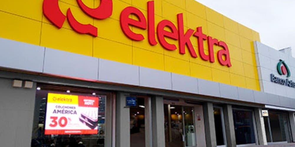 Elektra realizará 'pago chiquito' de 18 mil 455 mdp al SAT