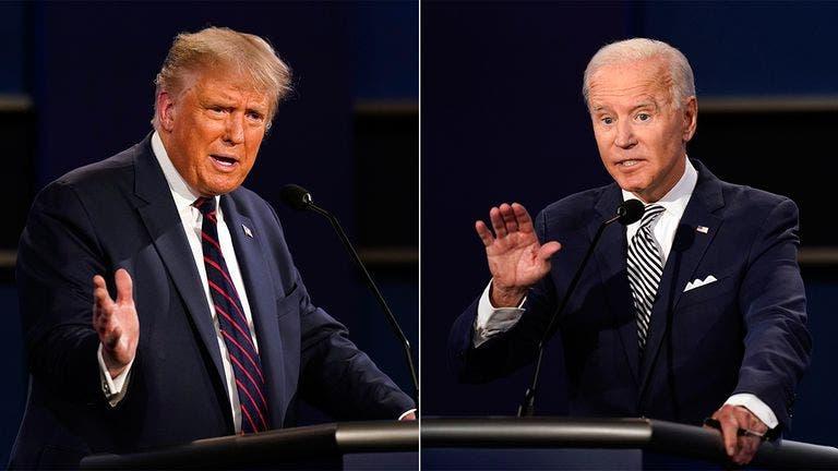 Los temas que Trump y Biden abordaron en el último debate para convencer a votantes