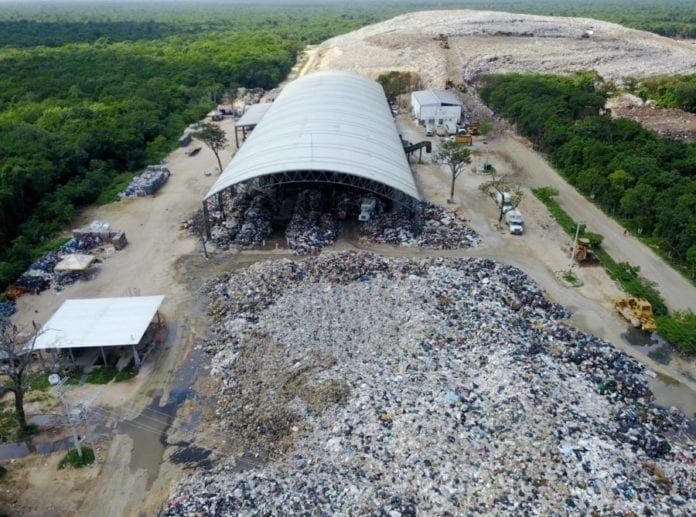 Plantean cuarta celda para el relleno sanitario de Cancún; autoridades buscan hacerle frente al problema de la basura en Benito Juárez.