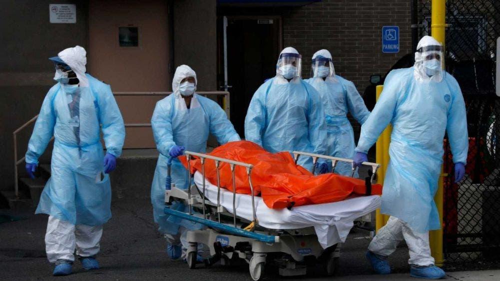 ¡Descontrolado! Estados Unidos registra 223 mil muertes por Covid-19