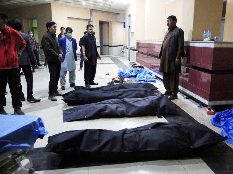 Escuela en Kabul sufre ataque, hay 13 muertos