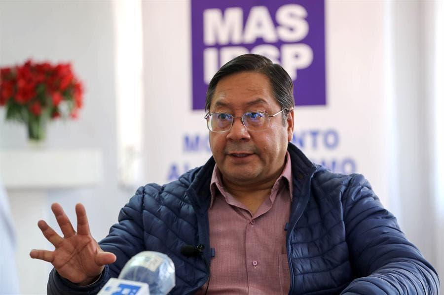 Luis Arce asumirá presidencia de Bolivia el 8 de noviembre
