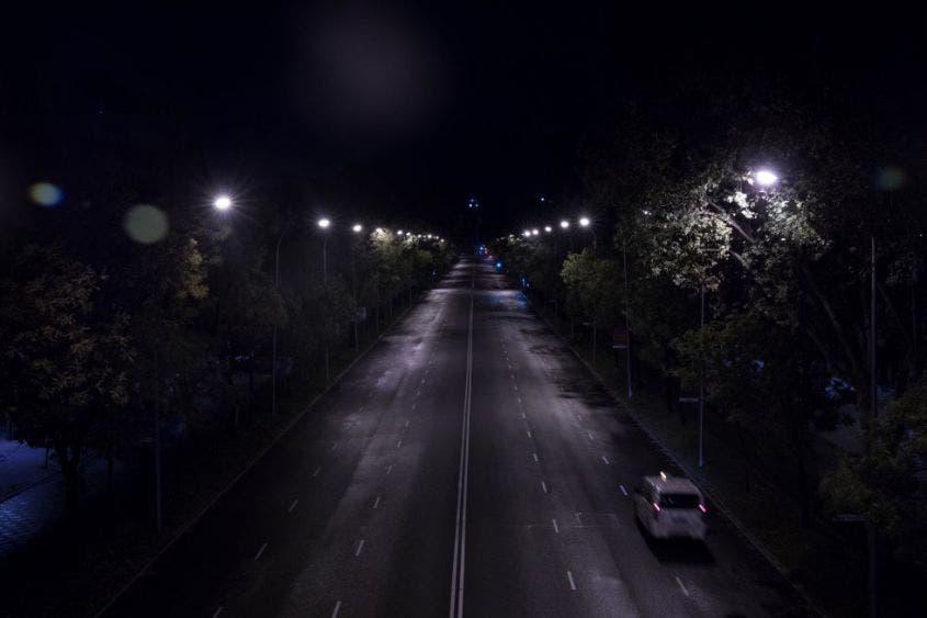 Toque de queda en España deja calles en desoladas