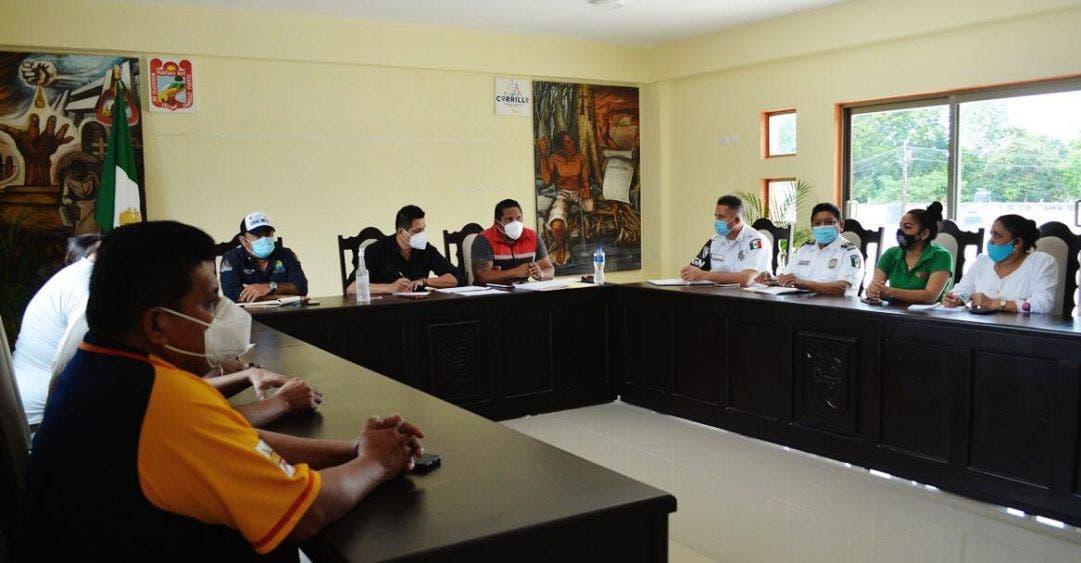 Se trata de 70 familias en Punta Herrero y 18 de María Elena