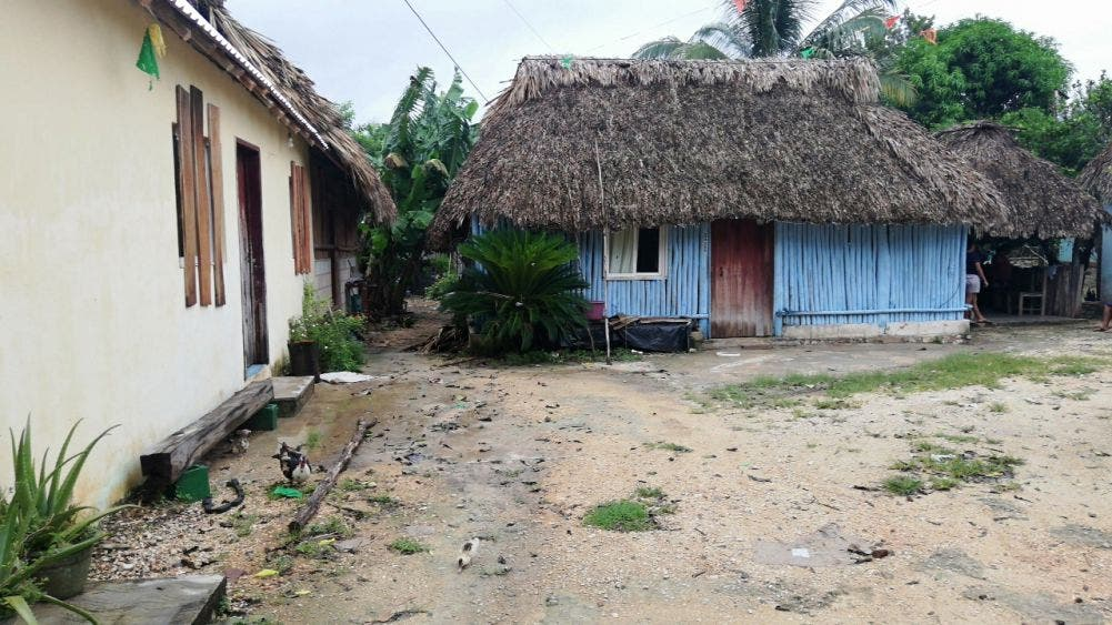 Una semana sin luz en Chunyá por efectos de 'Gamma'