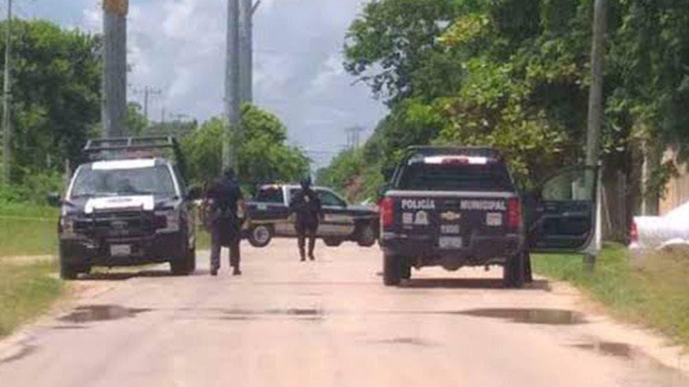 Violento asalto armado en la zona limítrofe Q.Roo-Campeche