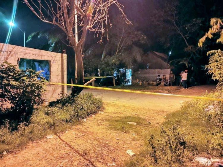 El feminicidio ocurrió en la vivienda de la víctima. ubicada en la localidad de Morocoy,