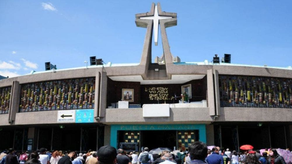 Cancela la Basílica de Guadalupe actividades del 11 y 12 de diciembre por pandemia