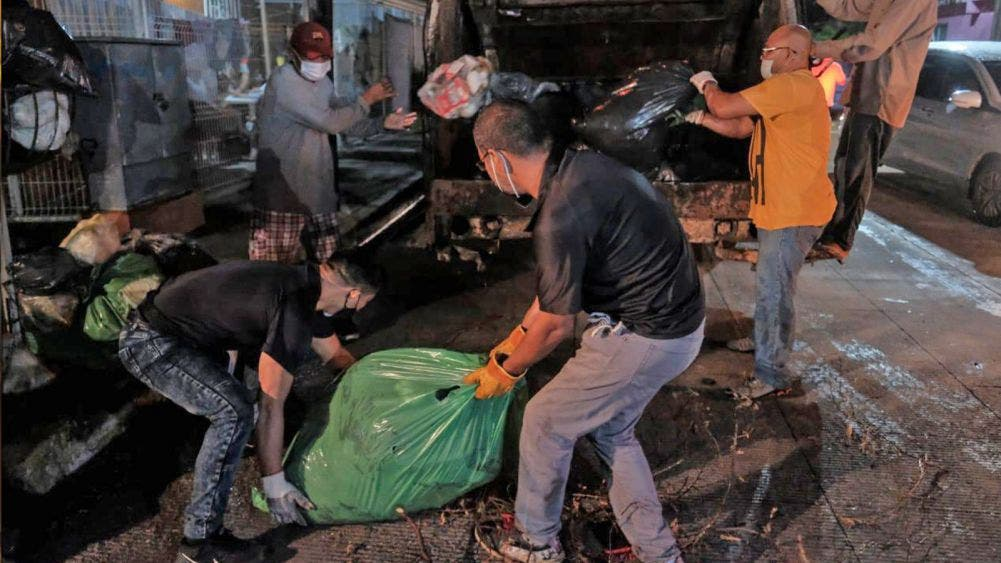 Buscan restauranteros solución a problema de la basura