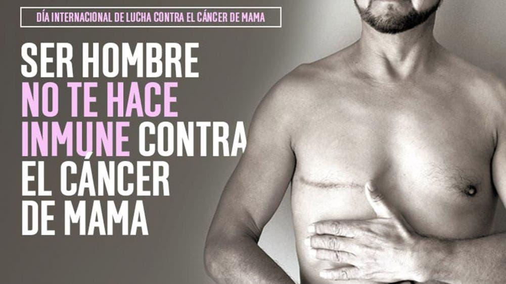 Detectan cáncer de mama en dos hombre de Tamaulipas; 144 casos en el país