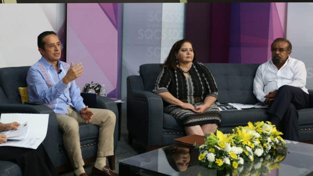 Seremos muy estrictos en la fiscalización para evitar rebrotes de coronavirus: Carlos Joaquín