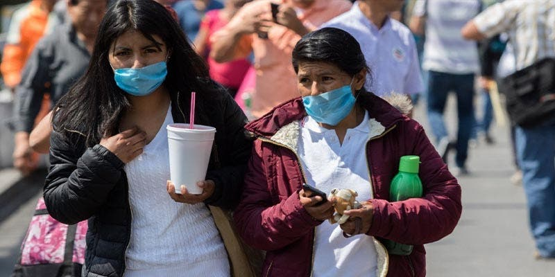 Ya son 829 mil 396 casos positivos de Covid-19 en México