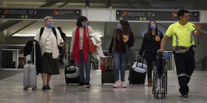 Piden evitar viajes al extranjero por coronavirus