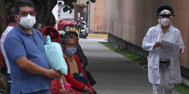 Ya son 886 mil 800 casos positivos de Covid-19 en México
