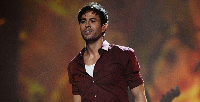 Enrique Iglesias recibirá Billboard por el mejor artista de todos los tiempos