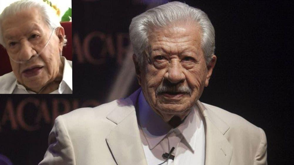 'No le tengo miedo a la muerte' asegura Ignacio López Tarso a sus 97 años