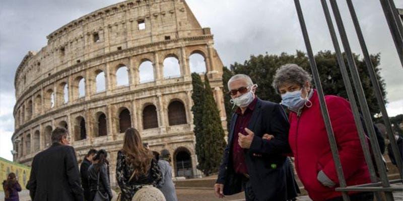 Italia prepara restricciones estrictas ante el aumento de contagios