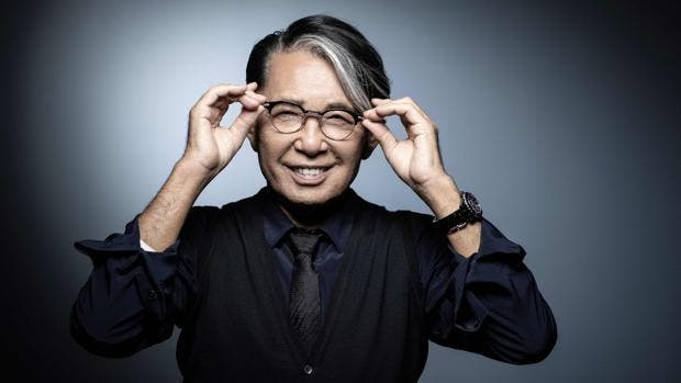 Fallece el diseñador japonés Kenzo Takada por COVID-19