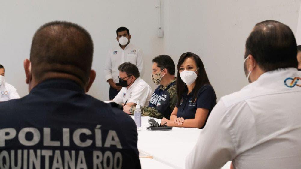 Habilita Laura Fernández primeros cuatro refugios para resguardo de la población