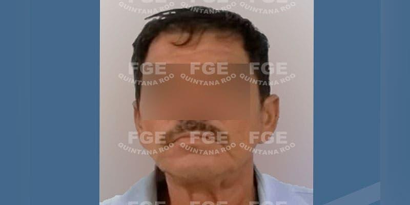 Capturan a sujeto que mató y descuartizó a su madre en el Sur de Q. Roo.