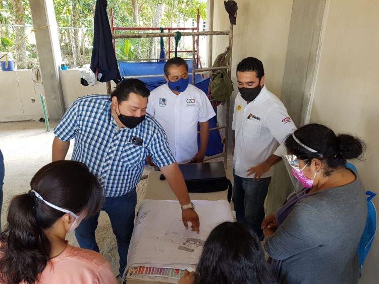 Es una gran noticia para las familias portomorelenses, ya que contar con un nuevo plantel educativo beneficiará a toda la comunidad, comenta la alcaldesa Laura Fernández