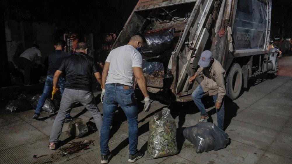 Implementa gobierno de Cancún operativo especial para la recolección de basura